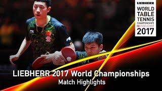 【Video】FAN Zhendong・XU Xin VS FLORE Tristan・LEBESSON Emmanuel, vòng 32 LIEBHERR 2017 Giải vô địch Bóng bàn Thế giới