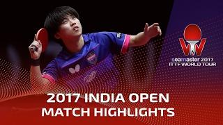 【Video】AKKUZU Can VS ASUKA Sakai 2017 Seamaster 2017 Ấn Độ mở rộng