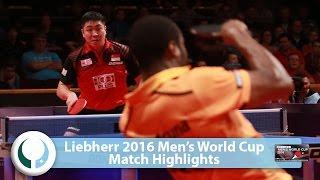 【Video】ARUNA Quadri VS GaoNing World Cup của LIEBHERR 2016 Men