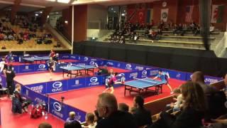 【Video】WANG Eugene VS FANG Bo, vòng 32 2015 Thụy Điển mở rộng