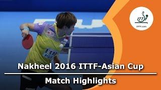 【Video】Feng Tianwei VS Tie Yana, tranh hạng 3 2016 ITTF Nakheel Asian Cup