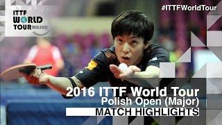 【Video】GARDOS Robert VS KENJI Matsudaira, vòng 32 2016 Ba Lan mở rộng