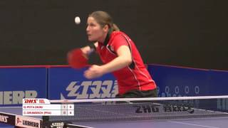 【Video】POTA Georgina VS GRUNDISCH Carole, bán kết 2016 Thụy Sĩ mở