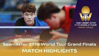 【Video】JANG Woojin VS LIM Jonghoon, vòng 16 Vòng chung kết World Tour 2018