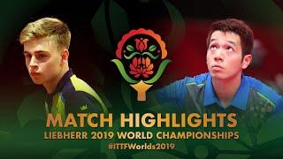 【Video】MOREGARD Truls VS HO Kwan Kit, vòng 128 Giải vô địch bóng bàn thế giới 2019