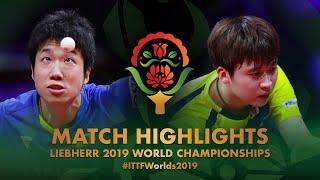 【Video】MIZUTANI Jun VS JEOUNG Youngsik, vòng 32 Giải vô địch bóng bàn thế giới 2019