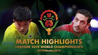 【Video】HARIMOTO Tomokazu VS FREITAS Marcos, vòng 32 Giải vô địch bóng bàn thế giới 2019