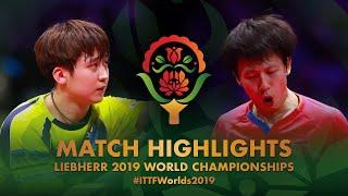 【Video】LIN Gaoyuan VS JEOUNG Youngsik, vòng 16 Giải vô địch bóng bàn thế giới 2019