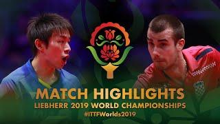 【Video】NIWA Koki VS PUCAR Tomislav, vòng 16 Giải vô địch bóng bàn thế giới 2019