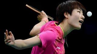 【Video】DING Ning VS LI Xiaoxia, chung kết 2016 Olympic Games