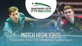 【Video】LAMBIET Florent VS SZUDI Adam, vòng 32 2019 ITTF Thử thách Serbia mở