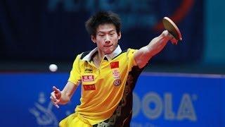 【Video】ZHOU Yu VS TOKIC Bojan, vòng 32 2014  Kuwait mở rộng