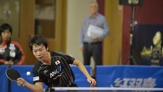 【Video】MA Long VS MASATO Shiono, vòng 32 GAC Nhóm 2014  Qatar Open