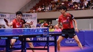 【Video】KENTA Matsudaira・KOKI Niwa VS JIN Ueda・MAHARU Yoshimura, chung kết GAC Nhóm 2013  Nhật Bản mở rộng, Super Series