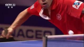 【Video】WONG Chun Ting VS XU Xin, bán kết World Cup của LIEBHERR 2016 Men