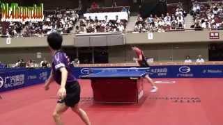 【Video】MASATO Shiono VS HACHARD Antoine, vòng 64 GAC Nhóm 2014  Nhật Bản mở rộng