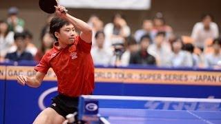 【Video】JUN Mizutani VS YU Ziyang, chung kết GAC Nhóm 2014  Nhật Bản mở rộng