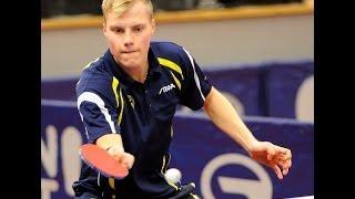 【Video】XU Xin VS TORNKVIST Andreas, vòng 64 GAC Nhóm 2013  Thụy Điển mở, Major Series