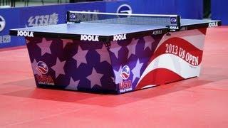 【Video】YANG Ce VS WANG Eugene, chung kết GAC Nhóm 2013  US Open, châu Mỹ Challenge Series