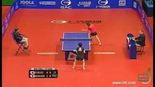 【Video】HARUNA Fukuoka VS MISAKO Wakamiya, bán kết 2012  Cộng mở