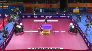 【Video】AI Fukuhara VS BILENKO Tetyana, vòng 64 QOROS 2015 Giải vô địch quần vợt thế giới