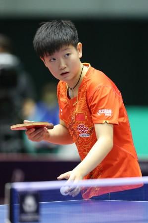 SUN Yingsha